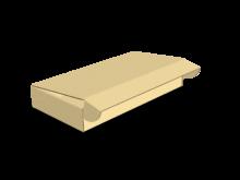 Scatola bauletto automontante piatta cod. 16_10140