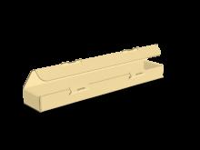 Scatola bauletto automontante piatta cod. 16_10951