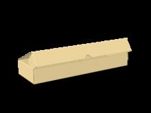 Scatola bauletto automontante piatta cod. 16_11248