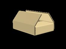 Scatola piatta a croce cod. 16_C9822