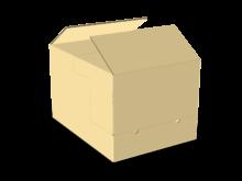 Scatola americana fustellata COD. 15_R653