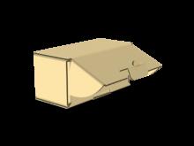 Scatola bauletto automontante COD. 16_10540