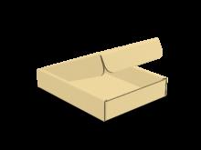 Scatola bauletto automontante piatta COD. 16_11019