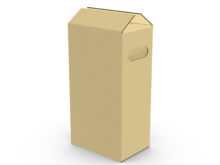 Scatola americana fustellata COD. 16_C9068