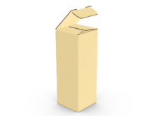 Scatola fondo autoformante COD. 16_C9184