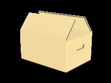 Scatola americana fustellata COD. 16_C9207