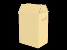 Scatola americana fustellata COD. 16_C9435