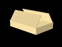 Scatola americana fustellata COD. 16_C9575