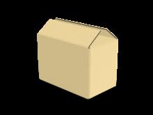Scatola americana fustellata COD. 16_C9601