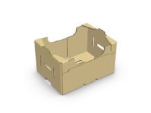 Cassetta plateaux COD. 15_R933