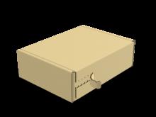 Scatola bauletto automontante con tratteggio COD. 16_10254
