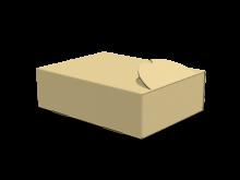 Scatola bauletto automontante con tratteggio COD. 16_10273