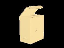 Scatola fondo autoformante con tratteggio – COD. 16_10905