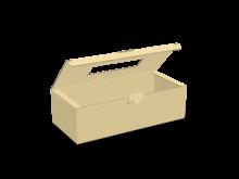 Scatola fondo autoformante – COD. 16_C9289