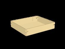 Vassoio con angoli incollati – COD. 16_C9476
