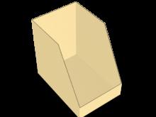 Scatola vassoio fondo ad incastro – COD. 16_C9641