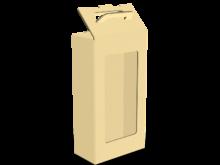 Scatola shopper per tre bottiglie COD. 16_C9809